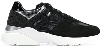 Hogan Chunky Low Top Trainers