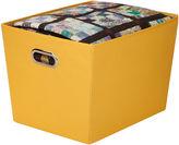 Honey-Can-Do Large Decorative Storage Bin