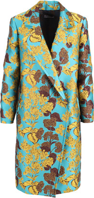 Gianluca Capannolo Silk Coat