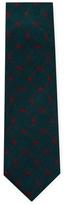 DeSanto Cashmere Checkered Tie