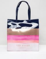 Ted Baker Delcon Marina Mosaic Large Icon Bag