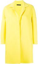 Fabiana Filippi fitted coat - women - Polyamide/Spandex/Elastane/Acetate/Merino - 40
