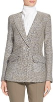 St. John Aluna Tweed Knit Jacket