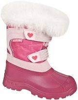 Trespass Childrens Girls Frost Pull On Snow Boots