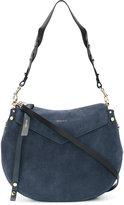 Jimmy Choo Artie shoulder bag - women - Leather/Suede - One Size