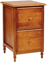Knob Hill Home Star OSP Designs Collection File Cabinet, Finish