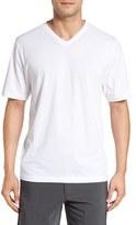 Cutter & Buck Men's Big & Tall 'Sida' V-Neck T-Shirt