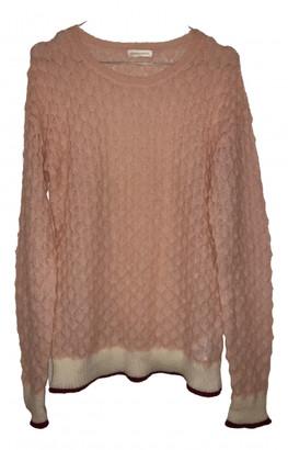 Stine Goya Pink Wool Knitwear