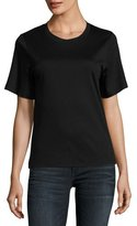 Isabel Marant Loop Short-Sleeve T-Shirt, Black