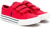 Ralph Lauren Slater sneakers - kids - Canvas/rubber - 22