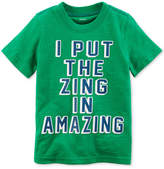 Carter's Graphic-Print Cotton T-Shirt, Little Boys & Big Boys