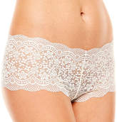 Ambrielle Medallion Lace Cheeky Panty