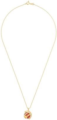 True Rocks Small Globe Pendant Necklace