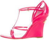 Louis Vuitton Multistrap Wedge Sandals