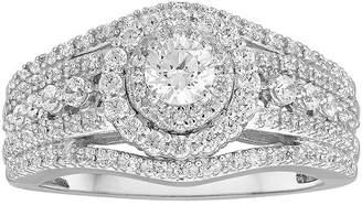 I Said Yes 1 CT. T.W. Diamond 10K Two-Tone Engagement Ring