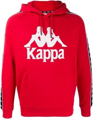 Kappa Omini logo-print hoodie
