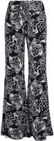 Yipost Women's High Waist Wide Leg Palazzo Pants Trousers