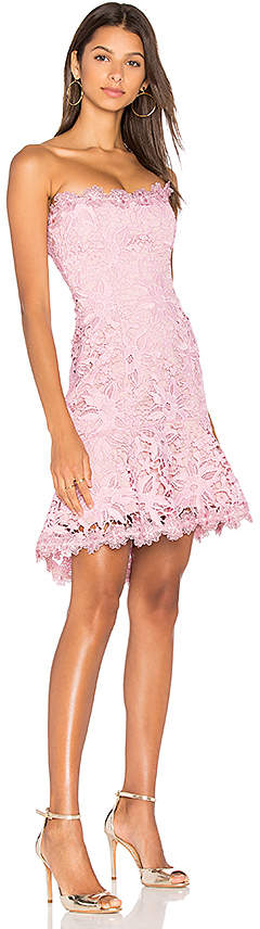 Nicholas Bellflower Mini Dress
