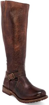 Bed Stu Tall Wide Calf Equestrian Boots - Glaye