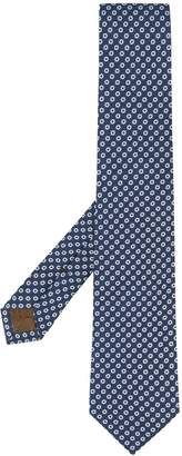 Church's embroidered tie