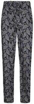 Hanro Paisley Print Cotton Lounge Trousers