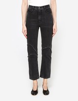 Rachel Comey Ticklers Pant in Washed Black
