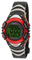 Coleman Kid's Digital Strap Watch - Black/Orange