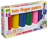 Alex Tots First Finger Paint 6-Color Set