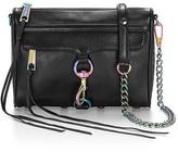 Rebecca Minkoff Best Seller Mini M.A.C. Crossbody Bag With Oil Slick Hardware