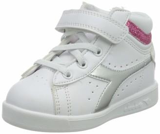 Diadora Girls Game P High Td Crib Shoe