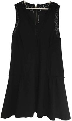 Walter Baker Black Cotton Dress for Women