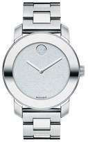 Movado Women's Bold Crystal Marker Bracelet Watch, 36Mm (Nordstrom Online Exclusive)