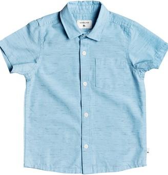 Quiksilver Fruber Way Button-Up Shirt