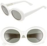 Raen Women's X Alex Knost Luxury Wig Figurative 53Mm Sunglasses - Lux