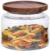 Anchor Hocking 64oz Stackable Jar with Wood Lid