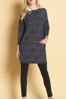 Clara Sunwoo Textured Sweater Tunic