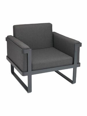 Palm Beach Patio Chair with Cushions Florida Seating