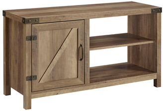 Hewson 44In Rustic Farmhouse Tv Stand