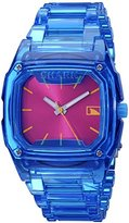 Freestyle Women's 101992 Shark Blue Polycarbonate Watch with Link Bracelet