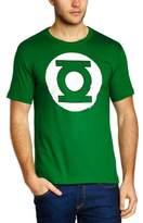 Logoshirt Logo Shirt Men's Dc - Lantern - Logo Loose Fit| Round Collar Short Sleeve Casual Shirt,20 (Manufacturer Size:)