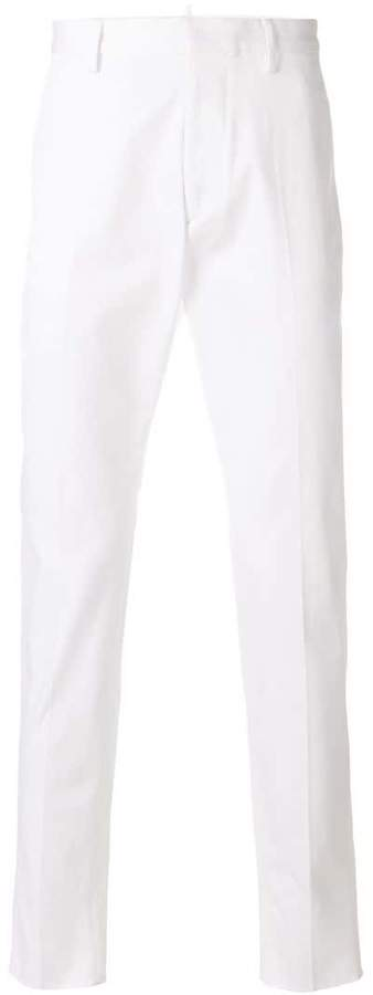 DSQUARED2 slim tailored trousers