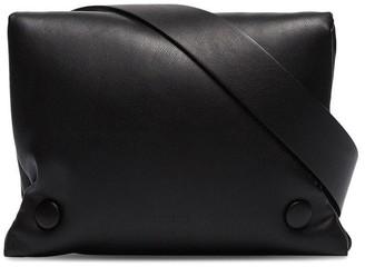 Nanushka Tao puffer belt bag