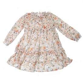 Celine Marlo MARLO Floral Dress (Girls 3-7 Years)
