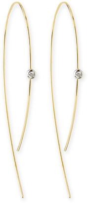 Lana Hooked on Hoops with Diamonds