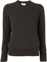 Etoile Isabel Marant Kelton knitted top - women - Cotton/Wool - 38