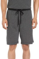Daniel Buchler Stripe Pima Cotton & Modal Lounge Shorts