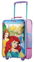 "American Tourister Disney Princess 18"" Carry On Luggage"