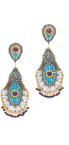 Miguel Ases Rebecca Earrings