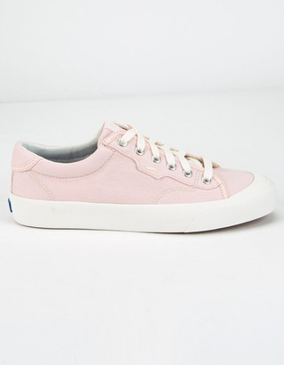 Keds Crew Kick 75 Canvas Lilac Womens Shoes