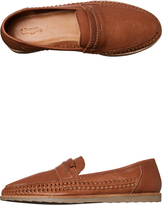 Urge Todos Leather Shoe Brown